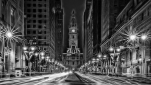 Class3D_HM_Mike Whalen_Downtown Philly - A Different View