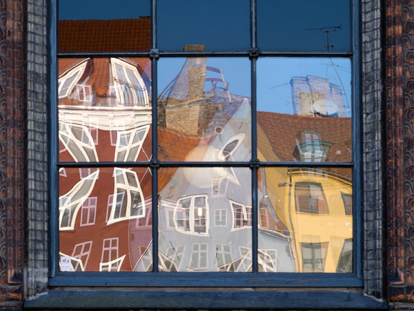 Emi Wallace – Abstract Window Reflections