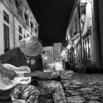 Kirk W. Johnson - Street Musician