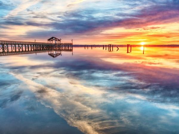 color2_1st_Mark Chen – Sunrise Pier