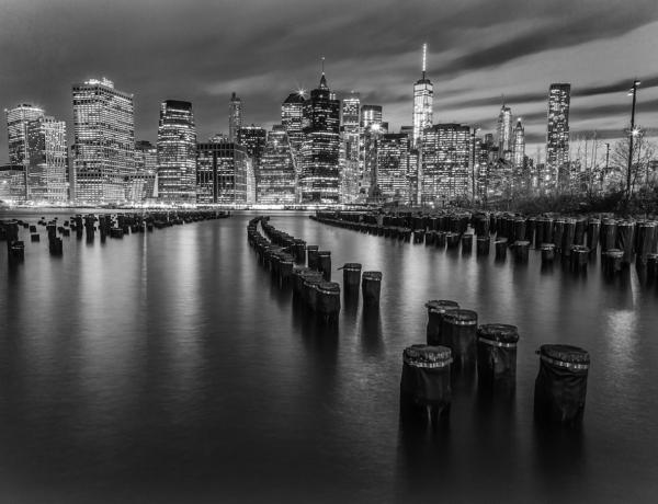 Monochrome_Ginger Werz-Petricka_A View Near the Bridge